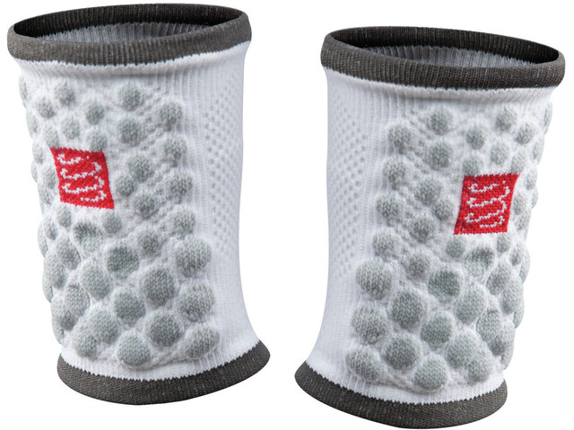 Compressport 3D Dots Sweatband White